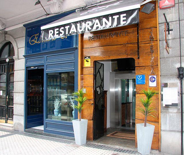 Restaurante Ikaitz