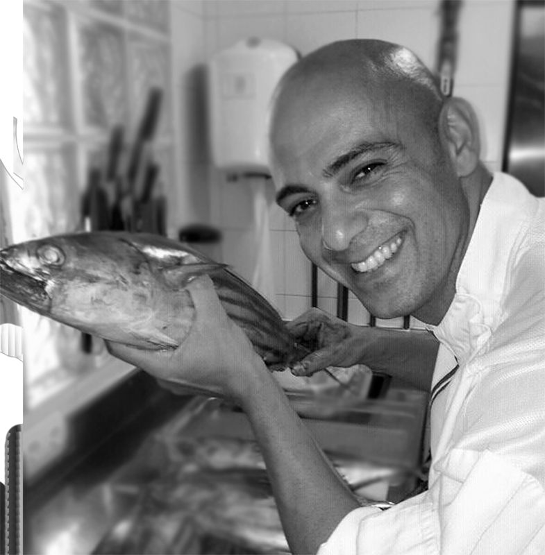 Gustavo Ficoseco - Chef del Restaurante Ikaitz