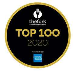 Ranking 36 de los Restaurantes TOP 100 de España